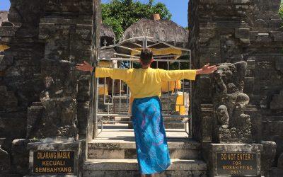 Yoga Bali temple week 2